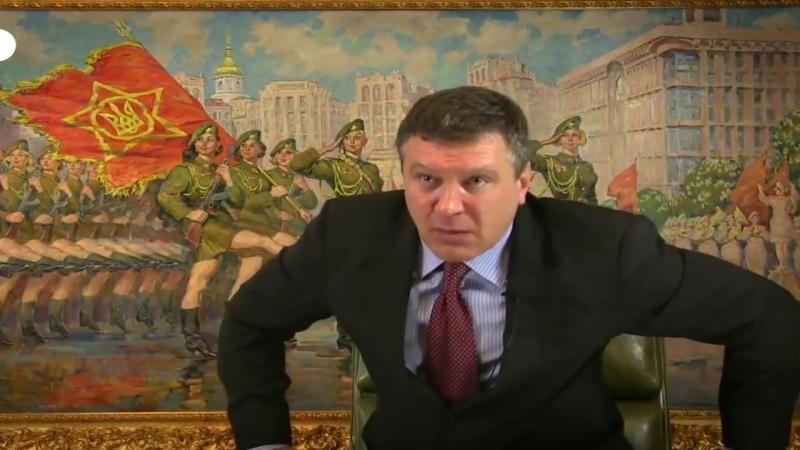Игорь Беркут_ Украина - территория ПАПУАСОВ