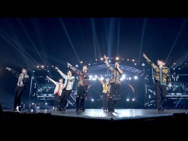 SUPER JUNIOR、4年ぶりの日本単独公演