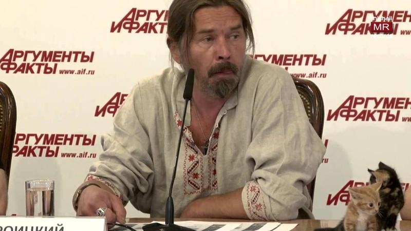 Паук о Котах Прохорове и Навальном