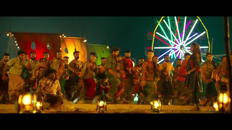 Sarkar Telugu - Rapta Maara Video ¦ Thalapathy Vijay ¦ A .R. Rahman ¦ A.R Murugadoss