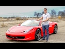 Ferrari 458 Spider Review The BEST CAR I've Ever Driven