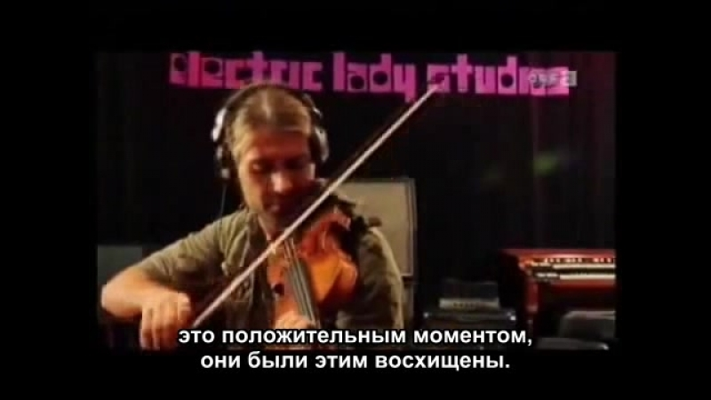 David Garrett - ORF2 , INTERVIEW - 24.03.2009