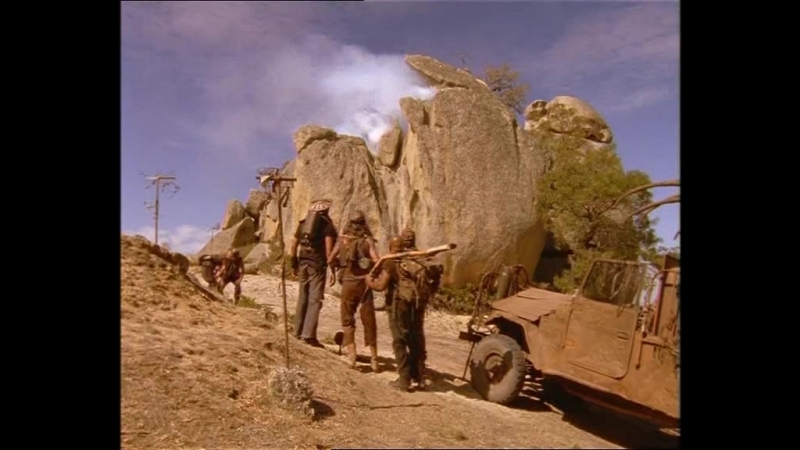 Грозовые камни. 14-я серия (Австралия)