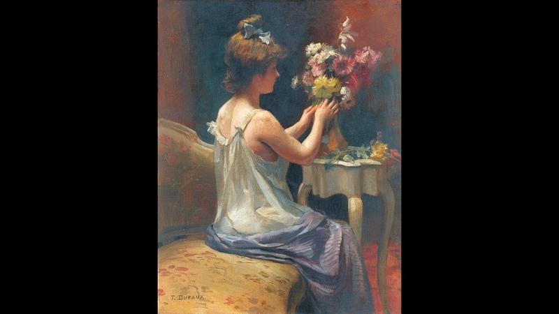 Frederic Auguste Dufaux (Swiss, 1852-1943) ✽ Francis Goya - Feelings