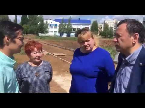 Рустем Ахмадинуров поддержал жителей домов у озера Светлое