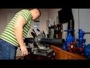 Сварка труб и отводов углов ПЭ ПНД труб своими руками