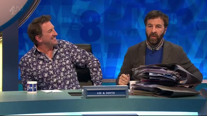 8 out of 10 Cats does Countdown S07E11 (24.07.2015)