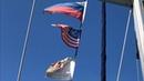 Россия Америка в одной лодке. Обучение яхтингу американцев по островам Греции..