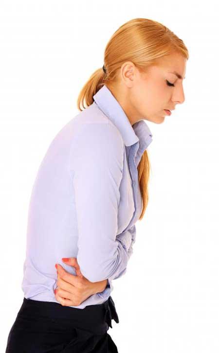 Синдром раздраженного кишечника может вызвать боль в животе