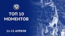 Единая баскетбольная лига матчи 11 19 гг Week 25 Top 10 Plays Season 2018 19