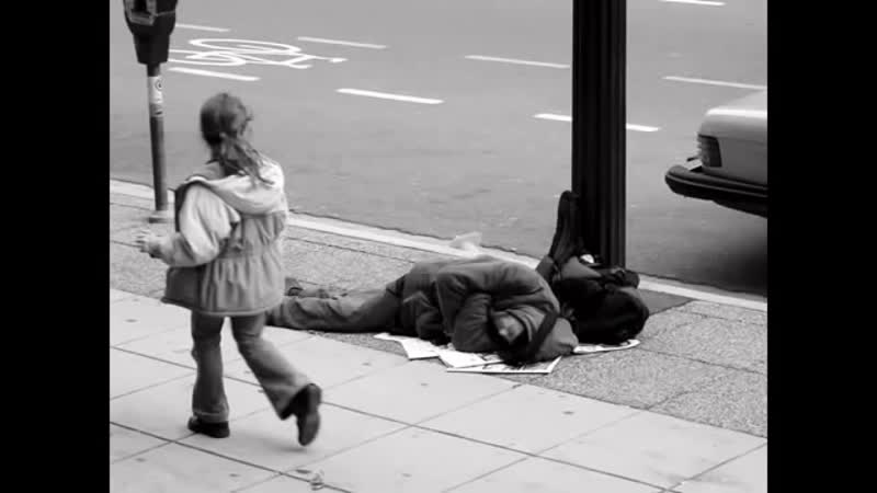 The Male Homeless by Spetsnaz