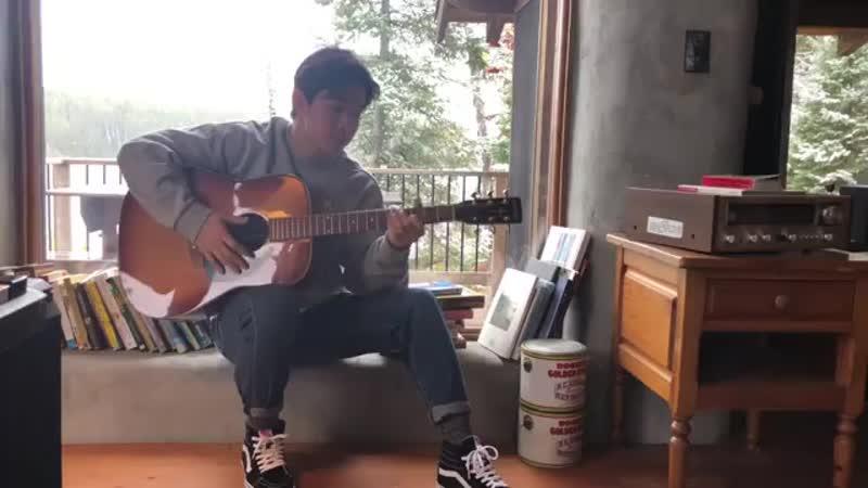 Henry x SK브로드밴드 'hey bro' acoustic ver.