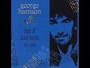 George Harrison The Best of Dark Horse 1976 -1989