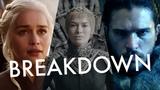 Game Of Thrones 90 second Season 7 Trailer Breakdown