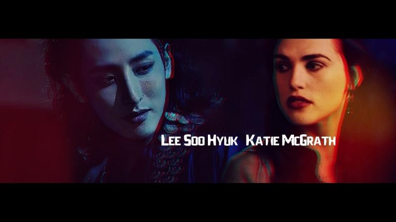 Lee Soo Hyuk Katie McGrath