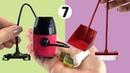7 Coisas de Limpeza para Boneca Barbie fáceis de fazer - DIY Miniatura