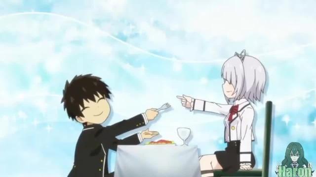 Kishuku Gakkou no Juliet / Джульетта из школы-интерната / MARUV - Focus On Me / AMV anime / MIX anime / REMIX · coub, коуб