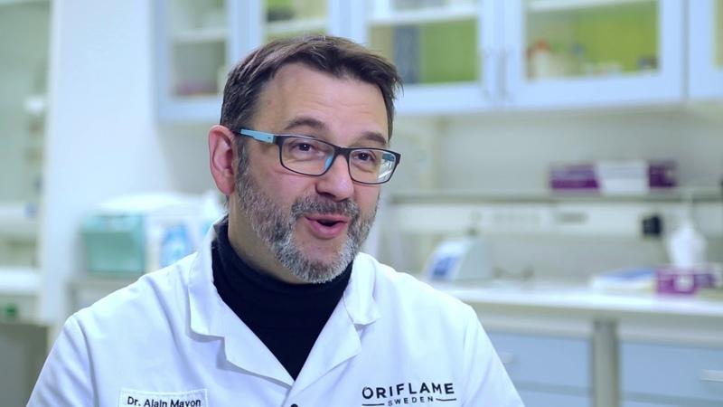Научные технологии в Институте Исследования Кожи Орифлэйм