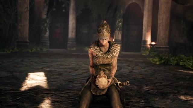Senua's sacrifice