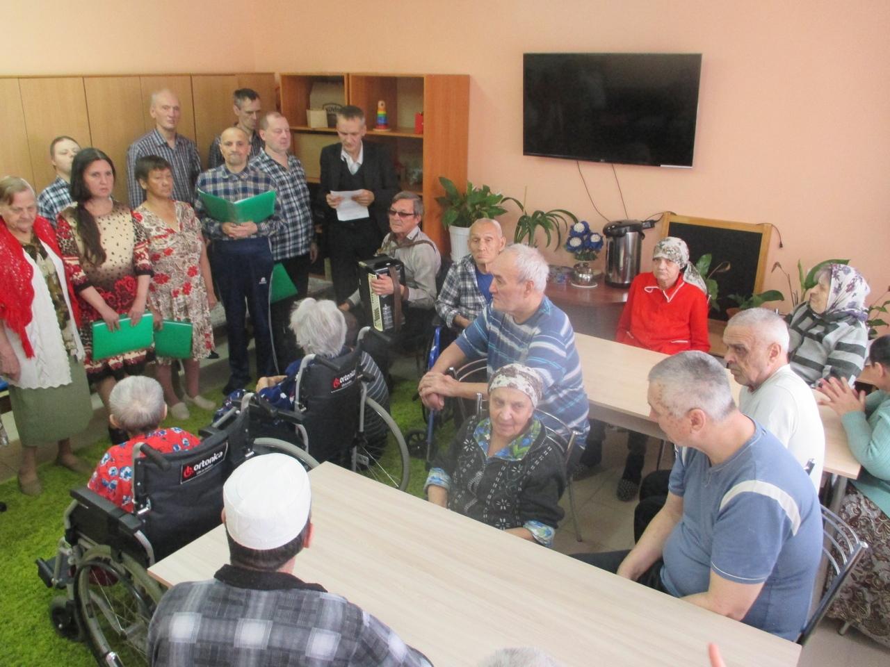 дом для престарелых в кирове