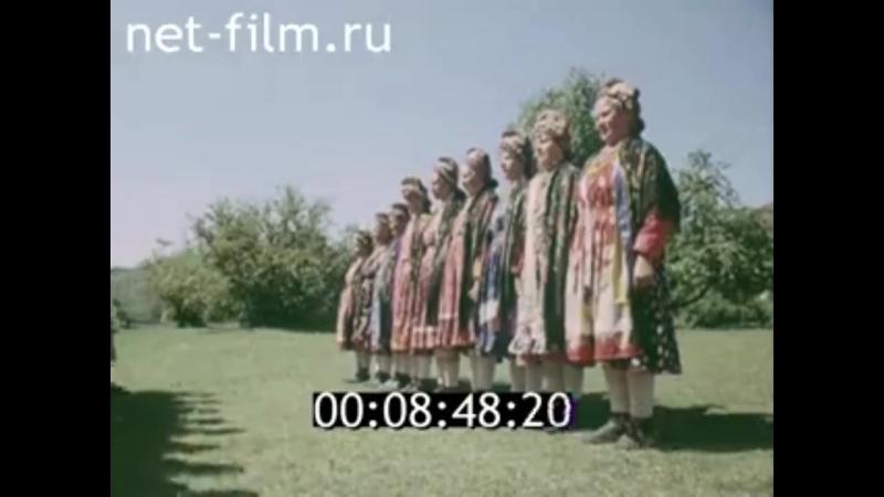 1980г. А мы просо сеяли. село Архангельское. Читинская область