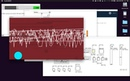 Demo: audio visual performance system using Pure Data and Processing