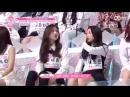 PRODUCE48 Вырезка из первого эпизода с ХэСоль