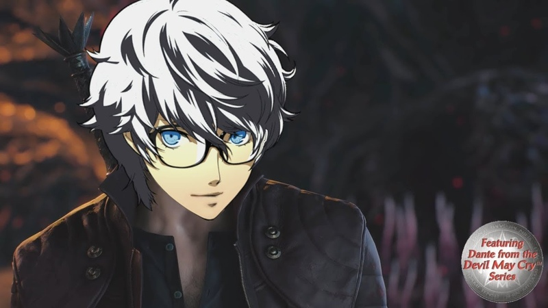 Persona May Cry (ft. Joker)