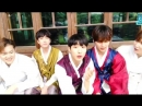 B.I.G (Boys In Groove) VLIVE 21.09.2018