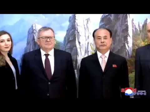 ЦТАК Подписано соглашение о сотрудничестве между Кореей и Россией текст