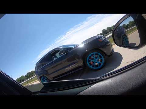 Jeep SRT Whipple Supercharged 700 hp vs BMW M3 F80 e85 tuned 600 hp