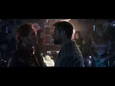 Avengers: Infinity War - Starlord mocks Thor