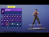 """Fortnite NEW - """"Smooth Moves"""" Emote LEAKED! - JH9.mp4"""