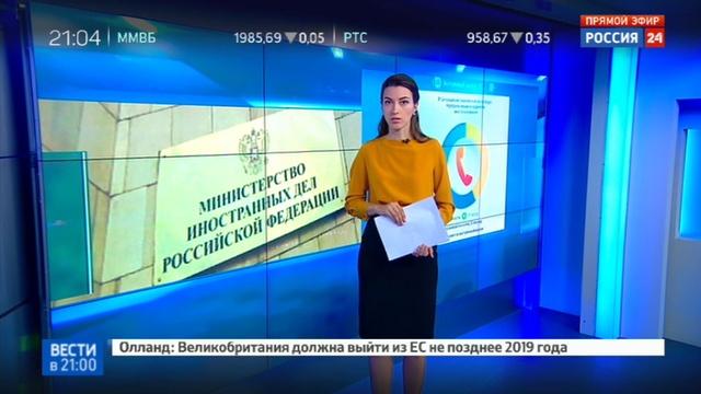Новости на Россия 24 • Зарубежный помощник вытащит из неприятной ситуации