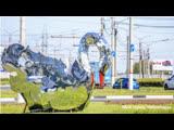 В Чебоксарах к юбилею города появятся зеркальные лебеди