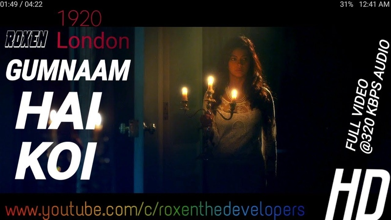 Gumnaam Hai Koi Hd 1080p || Full length Video Song || With 320kbps Thnuder Sound Quality || Roxen