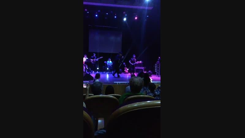 Вилл... Супер... На концерте Элвина Грея... 15.11.2018г
