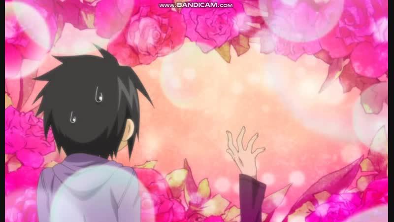 обожаю ето аниме блеат