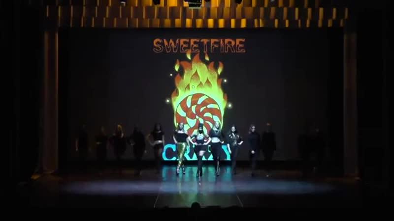 SWEETFIRE - 4minute - Crazy (ZFest18)