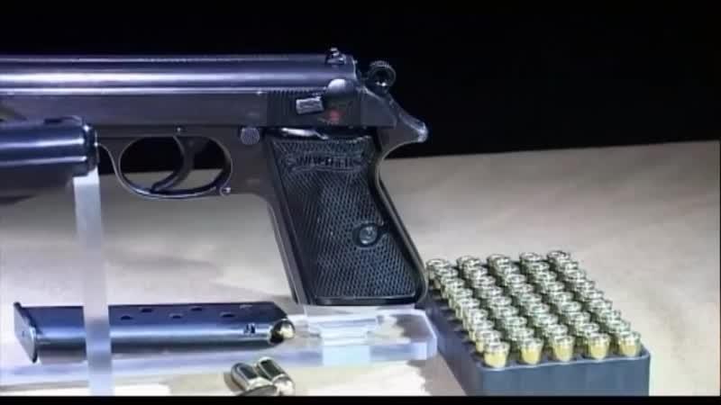 Пистолет Вальтер PPPPK.