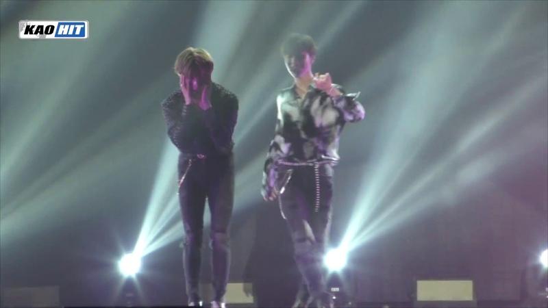 "Baby Don't Stop (Special Thai Version) ในงาน ""NCT U (TAEYONG x TEN) FAN MEETING in BANGKOK"""