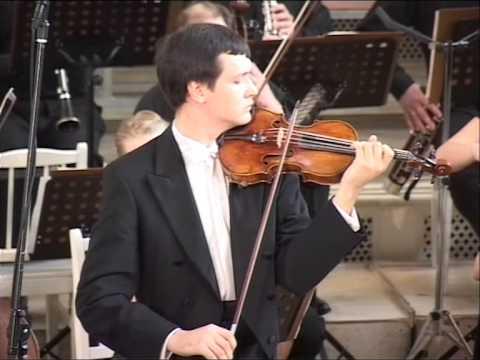 Львов Концерт для скрипки с оркестром ля минор