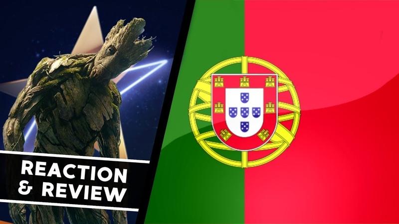 ESC 2019 | PORTUGAL - Conan Osiris - Telemóveis (Reaction Review)