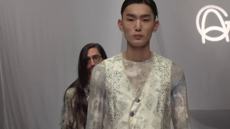 Giorgio Armani Spring Summer 2019 Men's Fashion Show