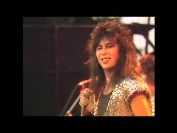 Loudness Thunder in the East DvD 2015 US Tour 1985