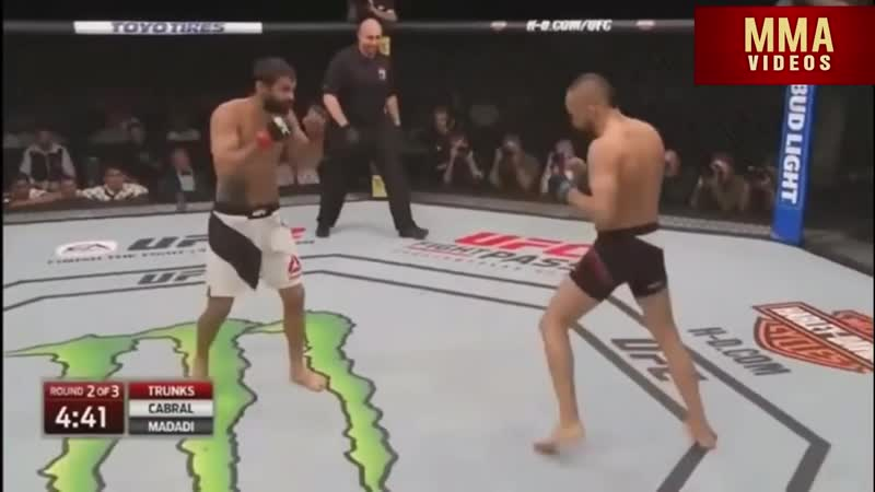 You Wouldnt Believe this if it wasnt recorded MMA Edition