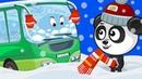 Мультики Про Машинки – Большой Новогодний Сборник Для Детей