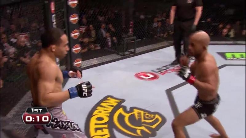 UFC 191 - Demetrious Johnson vs. John Dodson