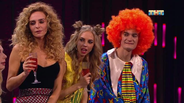 Comedy Woman, 8 сезон, 12 серия (07.09.2018)