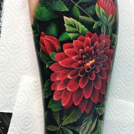 Lisa tattoo samara video